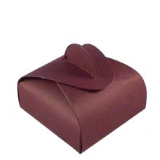 Maroon Chocolate Designer Favour Boxes